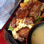 大漁丸 - 焼肉定食