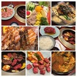 成城苑 - 久々の焼肉*\(^o^)/* 食べラでご近所さんの訪問を見てお店を知り、来店(^o^)/ 肉も野菜も沢山、クッパも麺も食べました(≧∇≦)