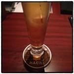 麦酒倶楽部 Hachi - 木曽路プレミアムラガー518円