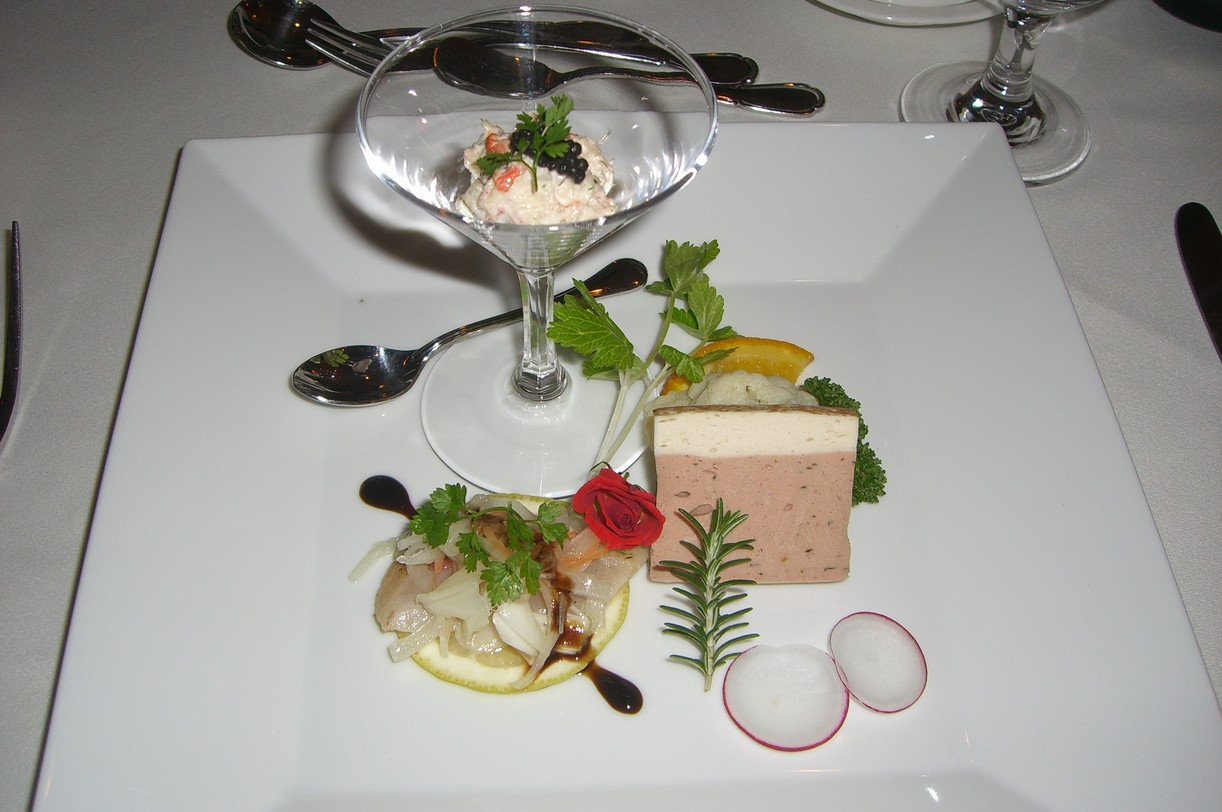 フレンチレストラン ルシータ