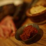 ツキノワ料理店 - 香辛料とからし