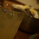 ツキノワ料理店 - 自家製シークワサー