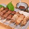炭火焼鳥 串善 - 料理写真:焼きトン盛り