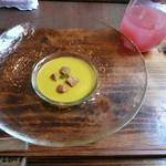 ラ・ルーチェ - かぼちゃのポタージュスープ