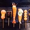 六角亭 串揚げと和食 - 料理写真:特選串揚げ