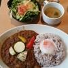 カフェ・ハーベスト - 料理写真:10食限定スペシャルランチ¥950 +アイスコーヒー¥50