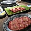 食道園 - 料理写真:上タン、厚切りタン