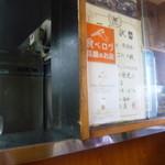 吾衛門 - 「食べログ話題のお店」ももちろん飾られています