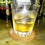 バーバンブーグラス - 140712ジムビーム ロック