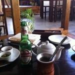 cafe Stay Happy - キングフィッシャーとマテ茶