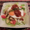 ウェアハウスガーデン - 料理写真:タコライス チーズサルサトッピング