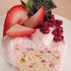 パティスリー ラ ネージュ - 料理写真:木苺のマスカルポーネシフォン