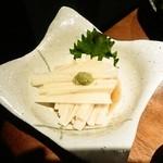 魚鮮水産株式会社 - 山芋の短冊(380円)