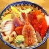 鮨久仁 - 料理写真:王様海鮮丼1350円