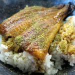 無添くら寿司 - すしやのうな丼、吉野家やすき家に比べて群を抜いて安い値段設定ですが・・・