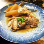 29017930 - おまかせの松(6000円・外税)の魚の煮付け