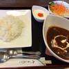 セイリング - 料理写真:雪人参ビーフシチュー¥1300