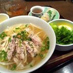 ニャーヴェトナム・フォー麺 - 201407
