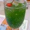 コンパル - ドリンク写真:抹茶ソーダ