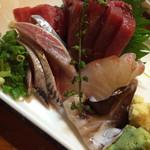 魚昭 - お刺身盛り合わせ