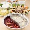 チャ~ボン 多福楼 - 料理写真:薬膳火鍋。1人前セット1580円