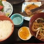 和田浜 - 和田浜定食¥800