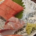 和田浜 - 刺身