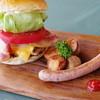 フラノバーガー - 料理写真:ふらのチーズバーガー