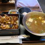 のんき亭 - のんき定食