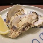 う越貞 - 仙鳳趾(せんぽうし)の牡蛎