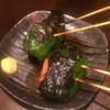 やきとり呑炭坊 - 料理写真:ピーマンつくね 1本140円