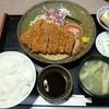 とん祥亭 - 料理写真:ロースとんかつ定食