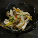 29063860 - 胸肉と野菜のマリネ