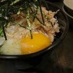 29063881 - 鶏玉丼1