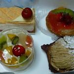 メルシ洋菓子店