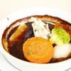 ファームレストラン千代田 - 料理写真:びえい和牛のビーフシチュー(単品、1,300円)