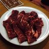 龍巳ホルモン - 料理写真:牛丼サガリ