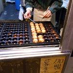 たこ坊 - コロコロ大きなたこ焼き