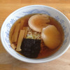 旬麺 - 料理写真:焼干しラーメン(650円)
