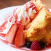 カフェクラフト - 料理写真:カフェ風ショートケーキ