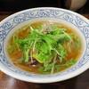 一麺生 - 料理写真:飛魚そば