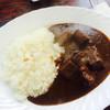 からす亭 - 料理写真:牛タンカレー