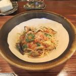 ラ・ルーチェ - 夏野菜のスパゲッティ