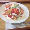 舞蘭Chi - 料理写真:苺のフレンチトースト