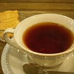 フクロウコーヒー - 紅茶とセット