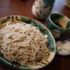 蕎麦しみず - 料理写真:せいろ蕎麦(特盛り)