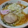 やちよ - 料理写真:やちよ・ラーメン(牛骨)¥550(2014.04)