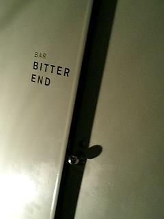 Bar�@BITTER�@END