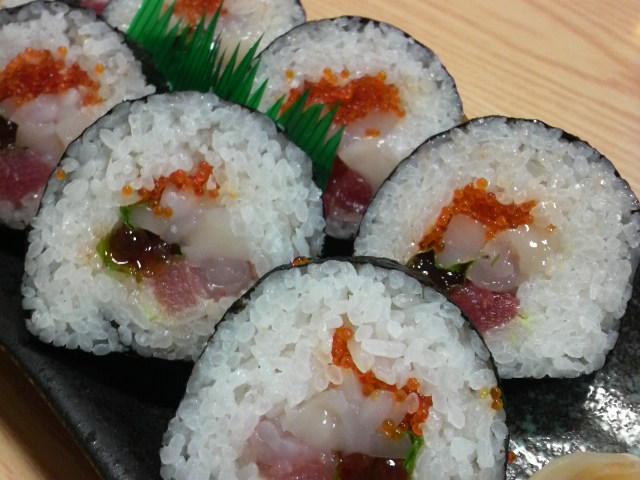 寿司 清鱗