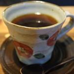 民芸CAFE 珈町 - 料理写真:トラジャ珈琲¥550-